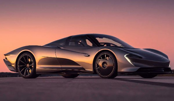McLaren Speedtail 2020 Price in Spain