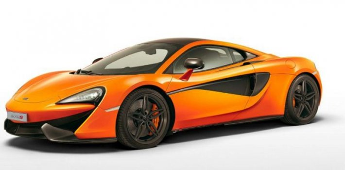 McLaren 570S Coupe Price in Dubai UAE