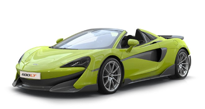 McLaren 600LT Spider 2021 Price in Singapore