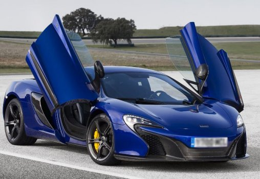 McLaren 650S Coupe Price in Oman