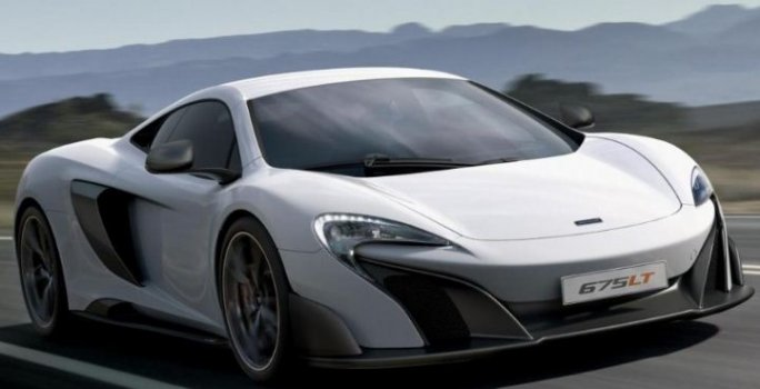 McLaren 675LT Base Price in United Kingdom