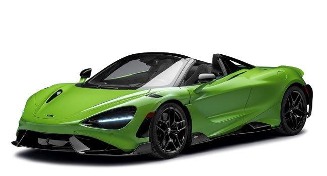 McLaren 765LT Spider 2022 Price in Oman