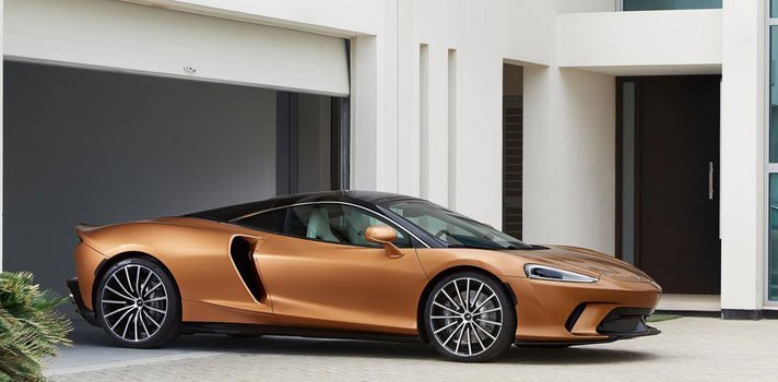 McLaren GT Coupe 2020 Price in Spain