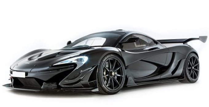McLaren P1 3.8l V8 Price in Hong Kong