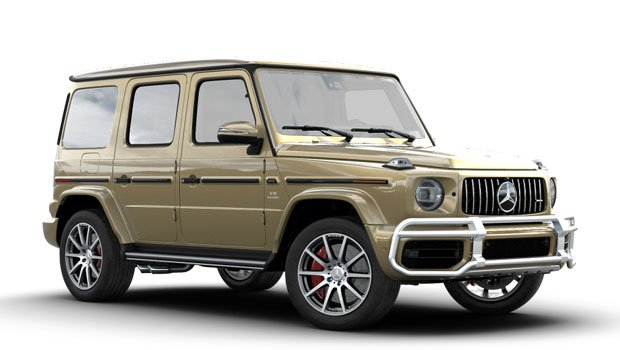 Mercedes AMG G 63 SUV 2020 Price in Russia
