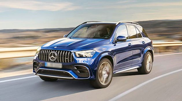 Mercedes AMG GLE 63 S SUV 2021 Price In USA , Features And ...