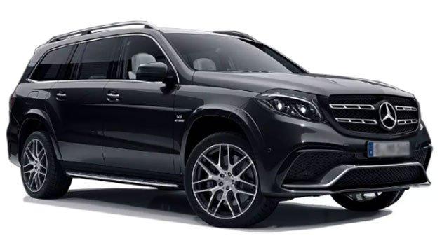 Mercedes AMG GLS 63 4MATIC 2021 Price in Australia