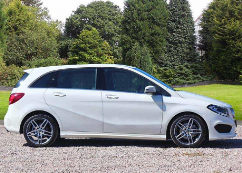 Mercedes B-Class B180d AMG Line Executive Price in Kuwait