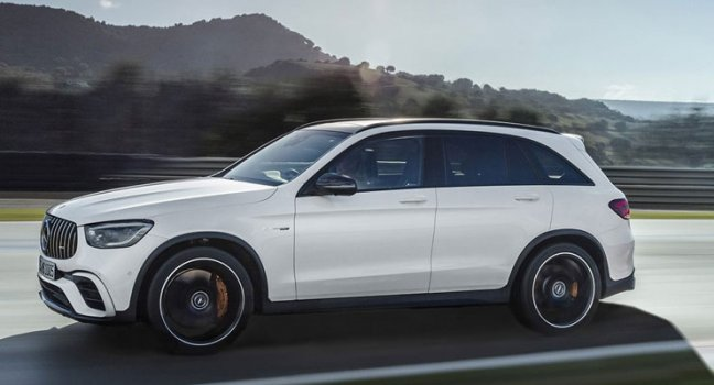 Mercedes Benz Glc 300 4matic Suv 2020 Price In Nepal Features