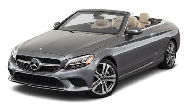Mercedes Benz C Class C300 Cabriolet 2020 Price in Spain