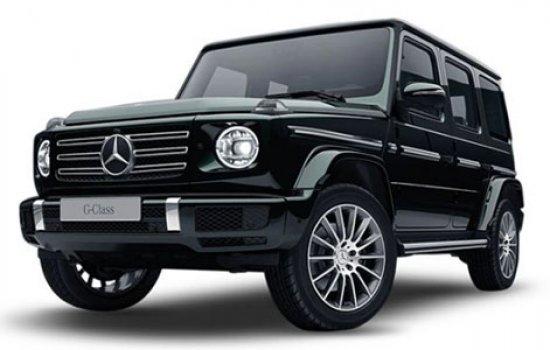 Mercedes Benz G Class G 350 d 2020 Price in Pakistan