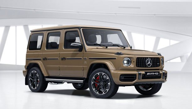 Mercedes Benz G Class G63 AMG 2020 Price in India