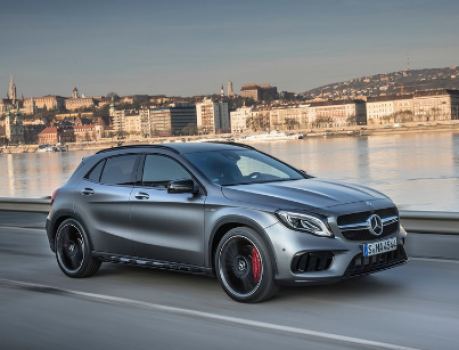 Mercedes-Benz GLA-Class 45 AMG 4Matic 2018 Price in New Zealand
