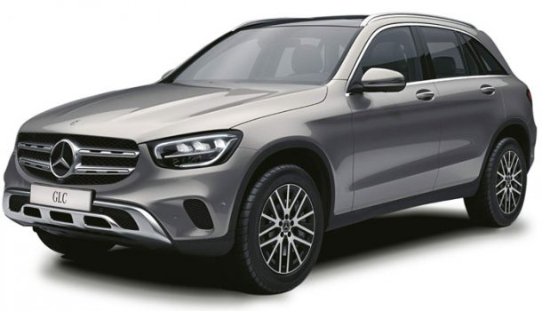 Mercedes Benz GLC 220 D 4MATIC Progressive 2020 Price in Malaysia