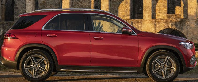 Mercedes Benz GLE 580 4MATIC 2020 Price in Netherlands