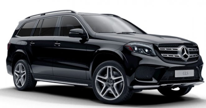 Mercedes-Benz GLS 550 4MATIC SUV 2019 Price in Norway