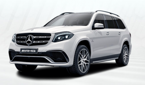 Mercedes-Benz GLS 63 AMG 4MATIC 2018 Price in United Kingdom