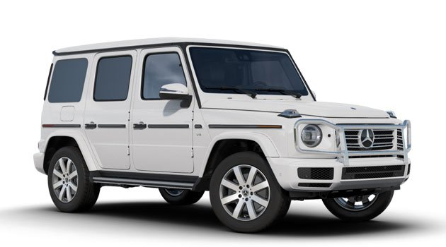 Mercedes G 550 SUV 2020 Price in Hong Kong