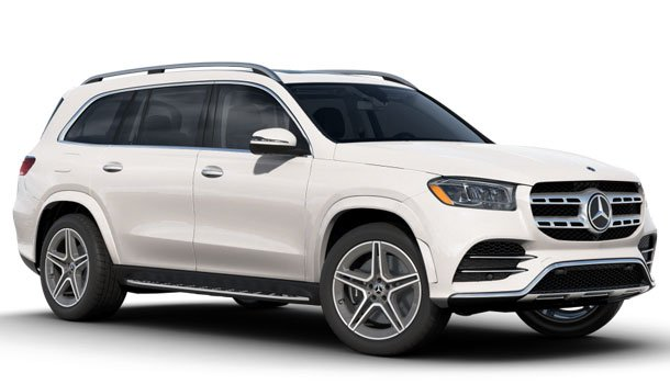 Mercedes GLS 580 SUV 2020 Price in Italy