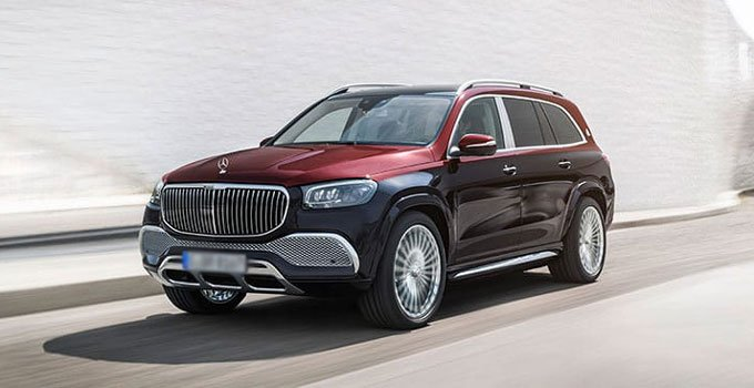 Mercedes Maybach GLS SUV 2021 Price in South Africa