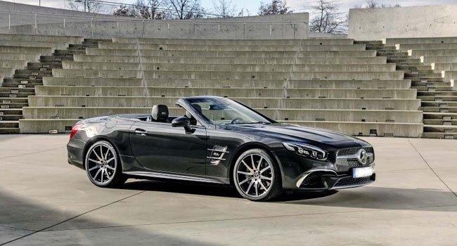 Mercedes SL 2021 Price in Italy