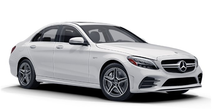 Mercedes AMG C43 Sedan 2021 Price in France