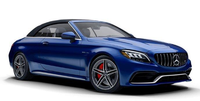 Mercedes AMG C63 S Cabriolet 2022 Price in Turkey