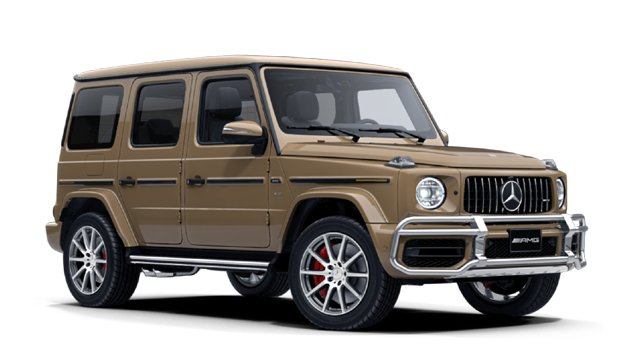 Mercedes AMG G63 SUV 2021 Price in Russia