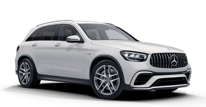Mercedes AMG GLC 63 SUV 2021 Price in Thailand