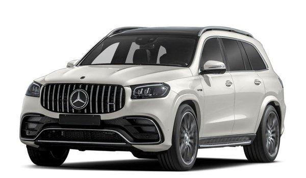 Mercedes AMG GLS 63 4MATIC 2022 Price in Kenya