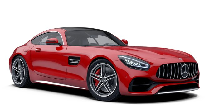 Mercedes AMG GT C 2021 Price in Iran
