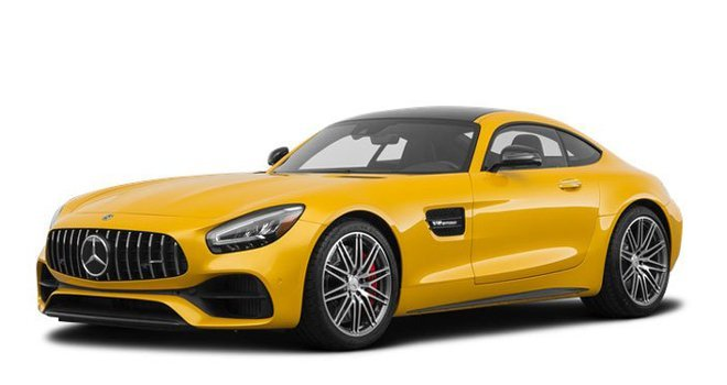 Mercedes AMG GT C Roadster 2022 Price in USA