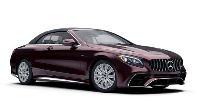 Mercedes AMG S63 Cabriolet 2021 Price in Nepal