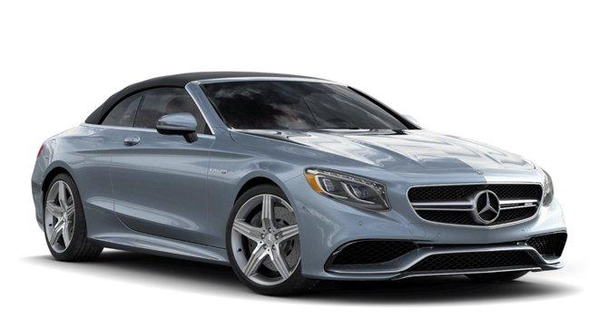 Mercedes AMG S63 Cabriolet 2022 Price in Sudan