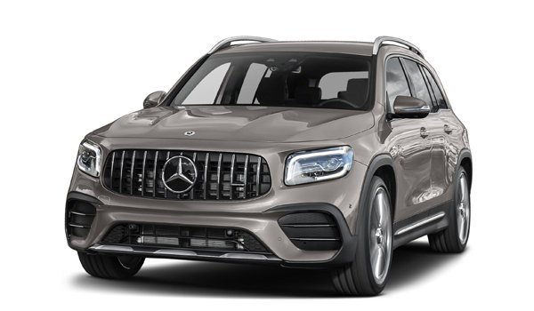 Mercedes AMG GLB 35 2022 Price in China