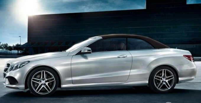 Mercedes Benz E-Class 350 Cabriolet Price in South Africa