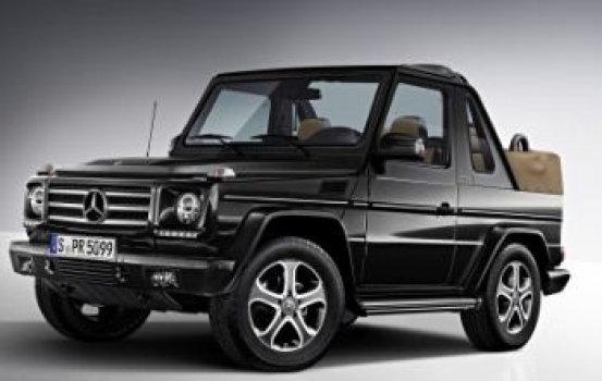 Mercedes Benz G-Class 500 Cabriolet  Price in Pakistan