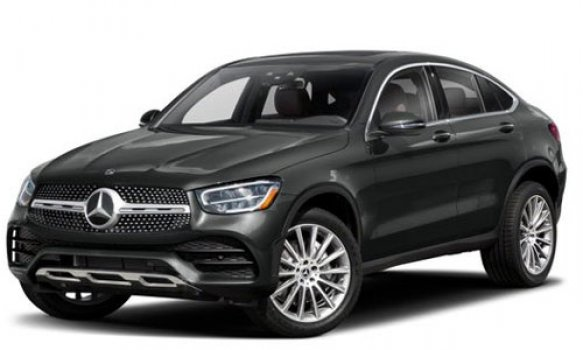 Mercedes Benz GLC 300 4MATIC Coupe 2020 Price in USA