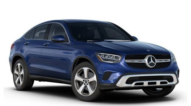 Mercedes Benz GLC 300 4MATIC Coupe 2022 Price in Thailand