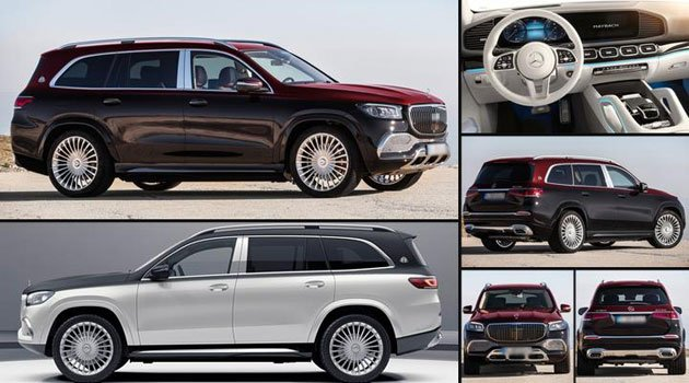 Mercedes Benz GLS 600 Maybach 2021 Price in South Africa