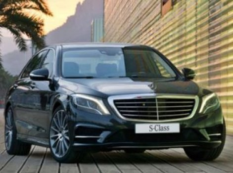Mercedes Benz S-Class 500 4MATIC Price in Oman