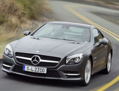 Mercedes Benz SL-Class 350 Price in Oman
