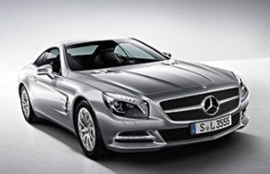 Mercedes Benz SL-Class 500 Price in India