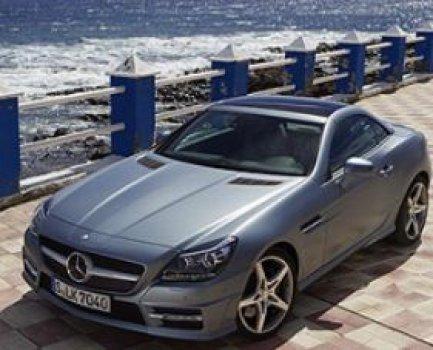 Mercedes Benz SLK-Class 350 Price in Sri Lanka
