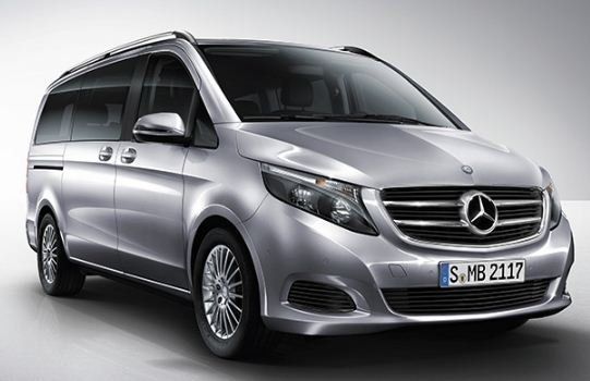 Mercedes Benz V-Class 250 Exclusive  Price in Malaysia