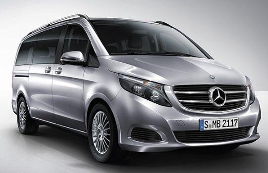 Mercedes Benz V-Class 250 Exclusive  Price in Kenya