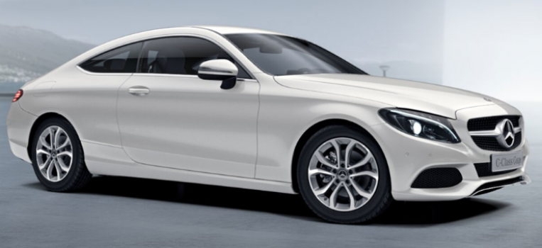 Mercedes C-Class C250 d Sport Coupe	 Price in United Kingdom