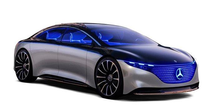 Mercedes EQS 2022 Price in Australia