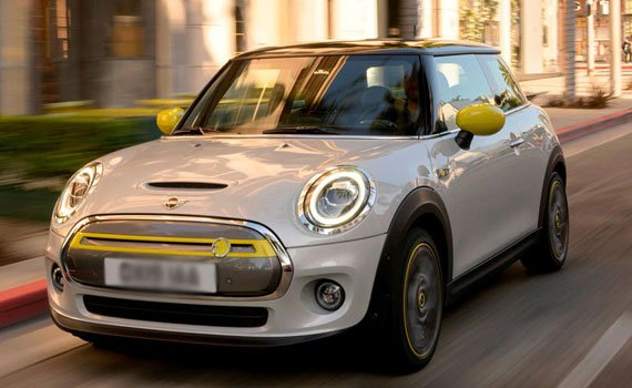 Mini Hardtop Cooper SE 2021 Price in Macedonia