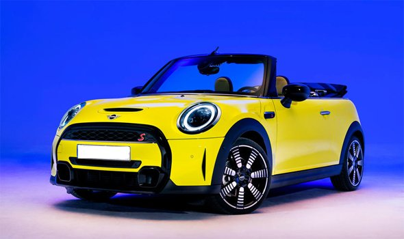 Mini Convertible Cooper S 2022 Price in Afghanistan